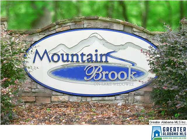 Land for sale in 1 Mountain Brook Dr, Wedowee, Alabama ,36278