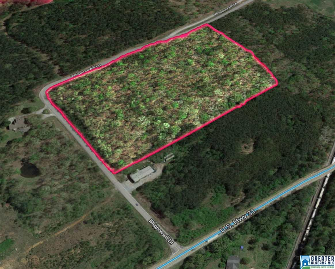 Land for sale in Whippoorwill Ln, Calera, Alabama ,35040
