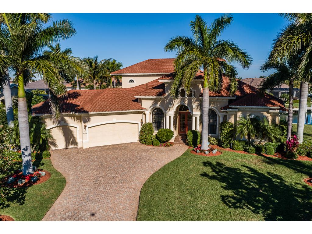 Single Family Home for sale in 1450 SALVADORE CT, MARCO ISLAND, Florida ,34145