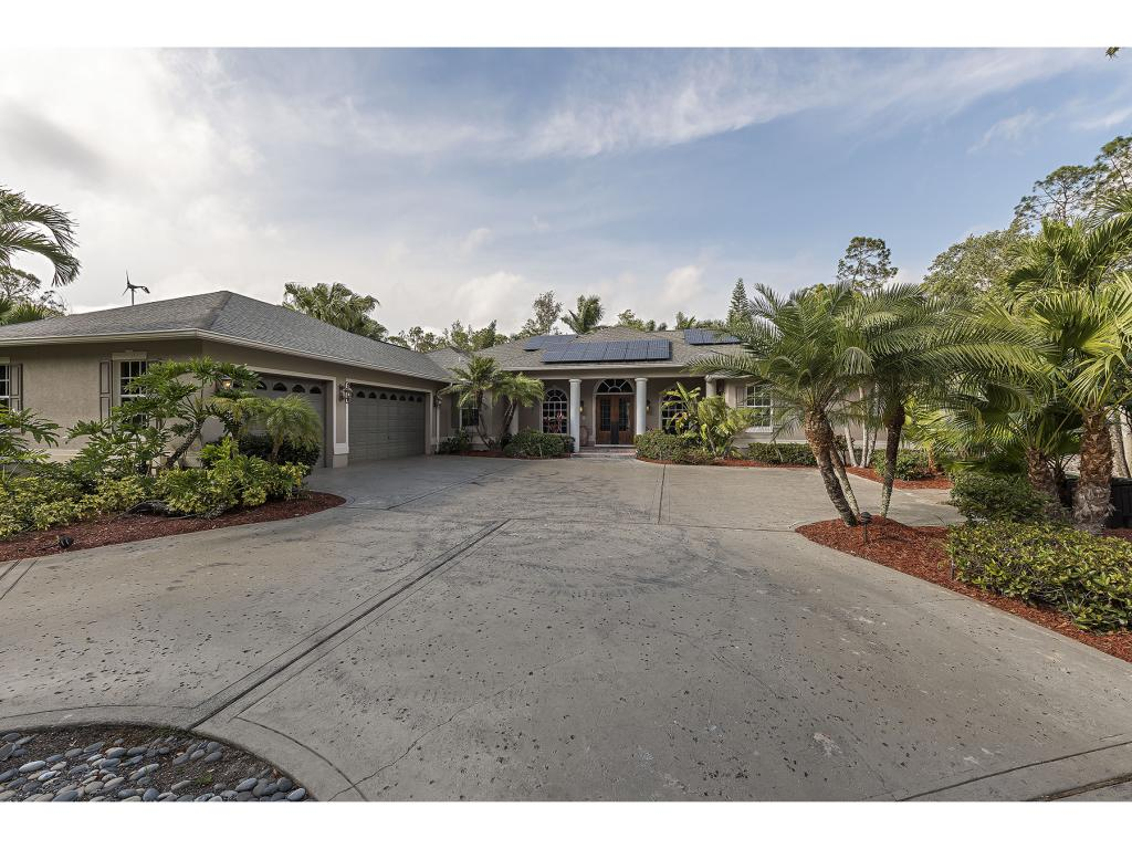 Single Family Home for sale in 5385 PALMETTO WOODS DR, NAPLES, Florida ,34119