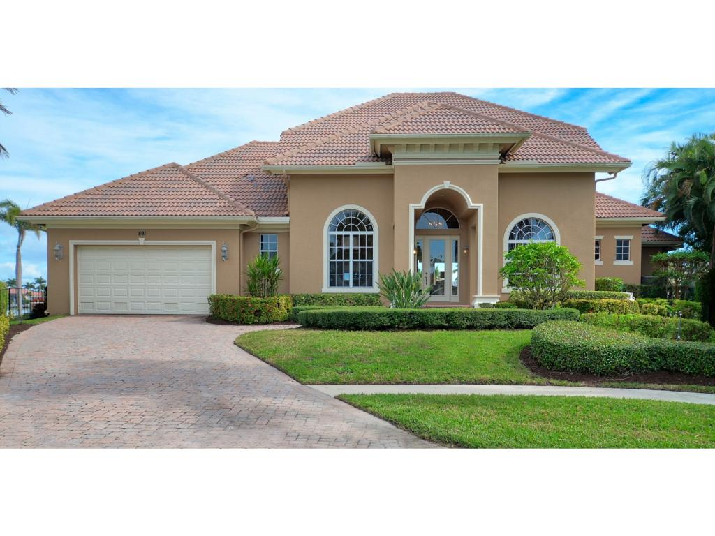 Single Family Home for sale in 891 PARTRIDGE CT, MARCO ISLAND, Florida ,34145