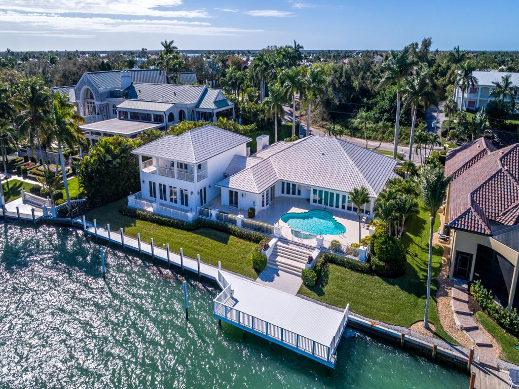 Single Family Home for sale in 1680 COPELAND DR, MARCO ISLAND, Florida ,34145