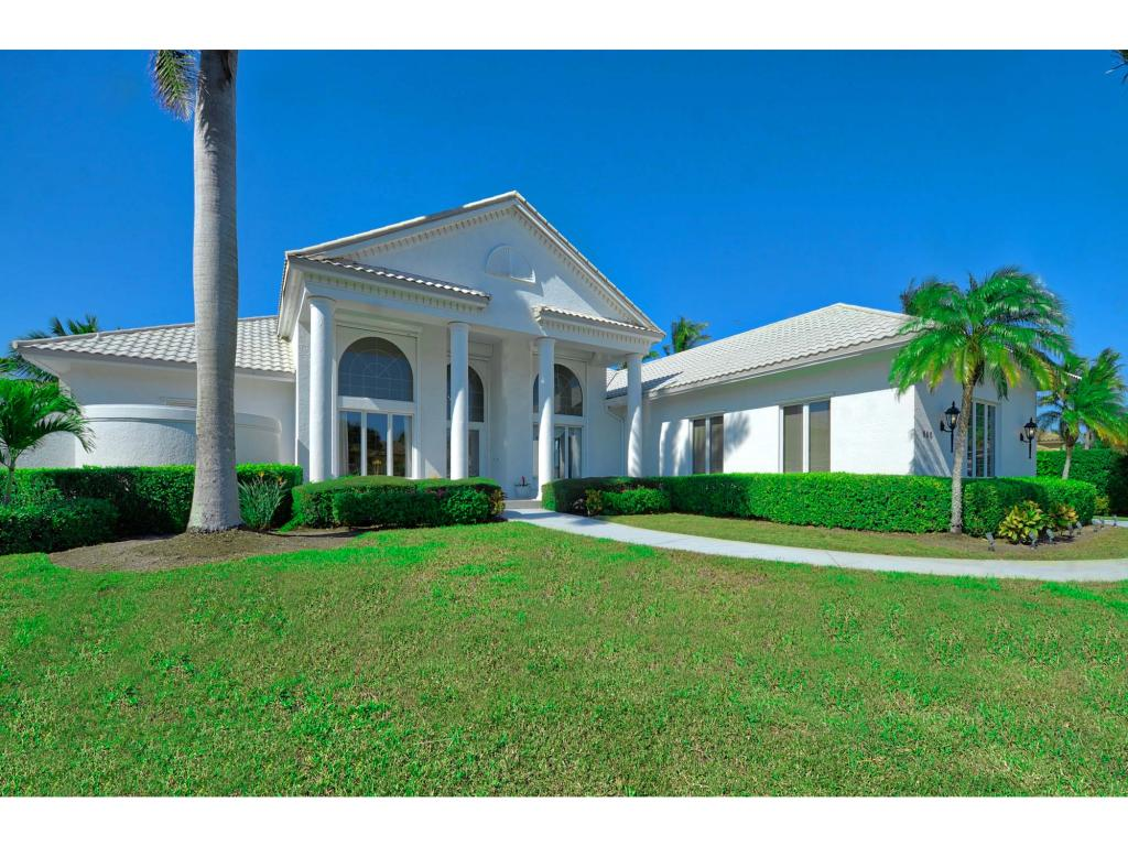 Single Family Home for sale in 680 S BARFIELD DR S, MARCO ISLAND, Florida ,34145