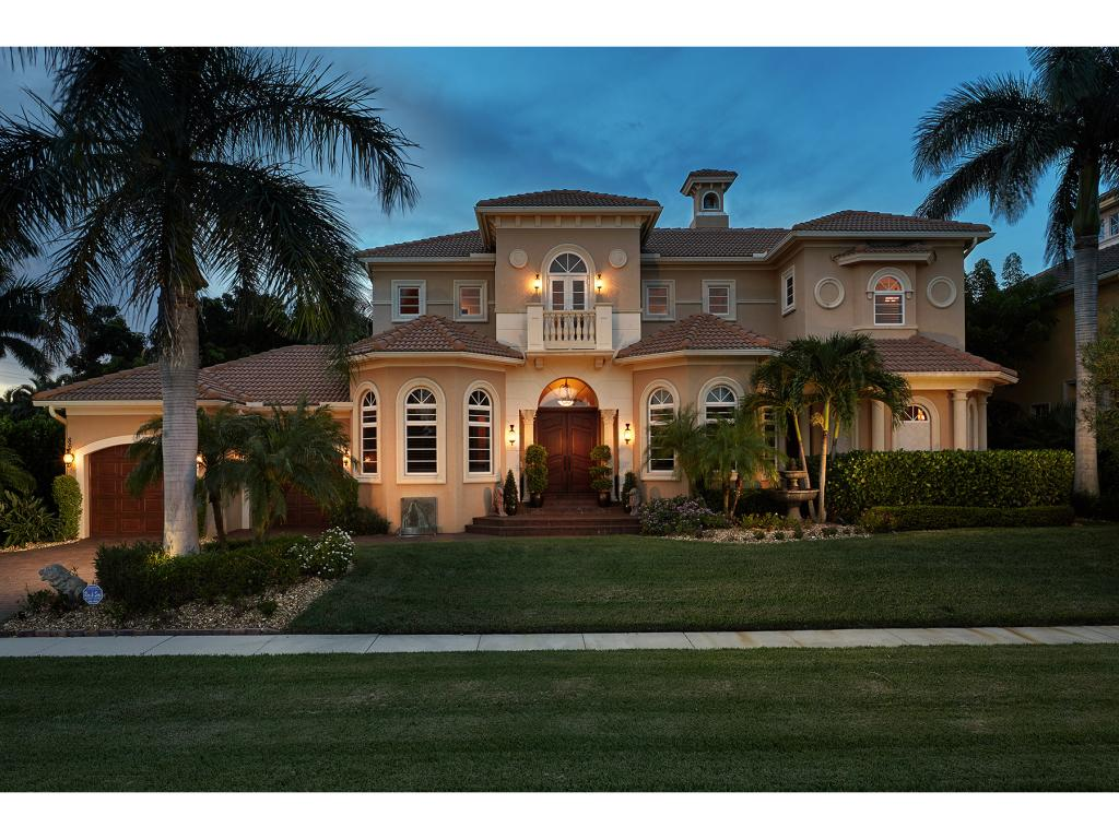 Single Family Home for sale in 866 ELM CT, MARCO ISLAND, Florida ,34145