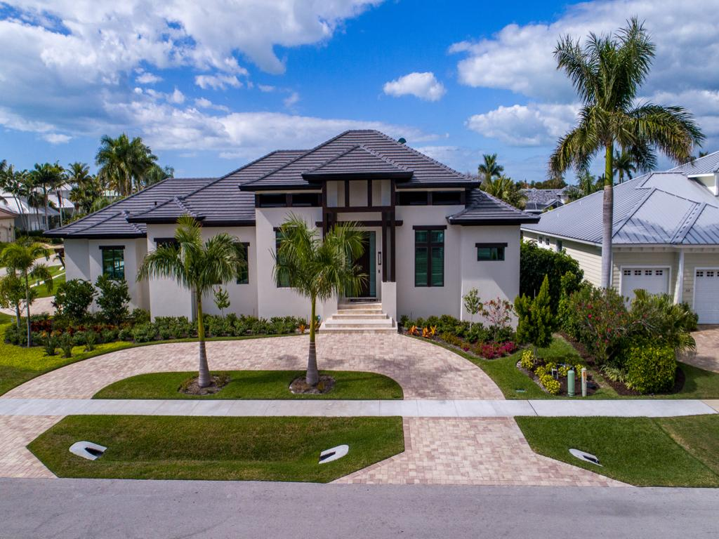 Single Family Home for sale in 443 SPINNAKER DR, MARCO ISLAND, Florida ,34145