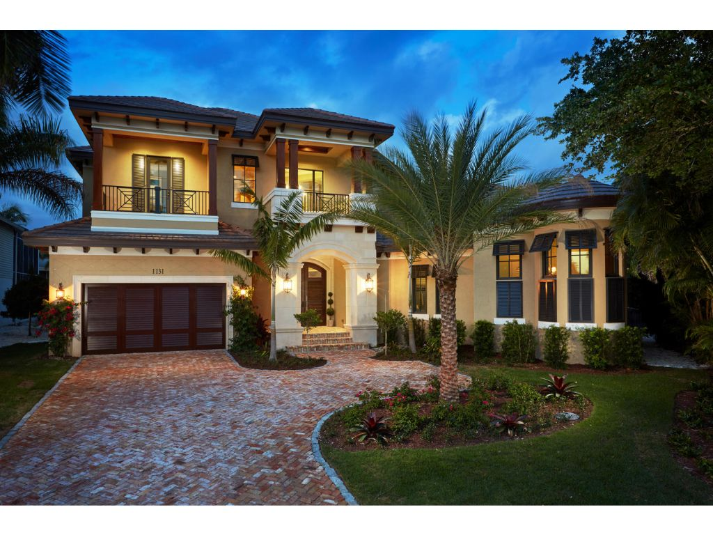 Single Family Home for sale in 1131 VERNON PL, MARCO ISLAND, Florida ,34145