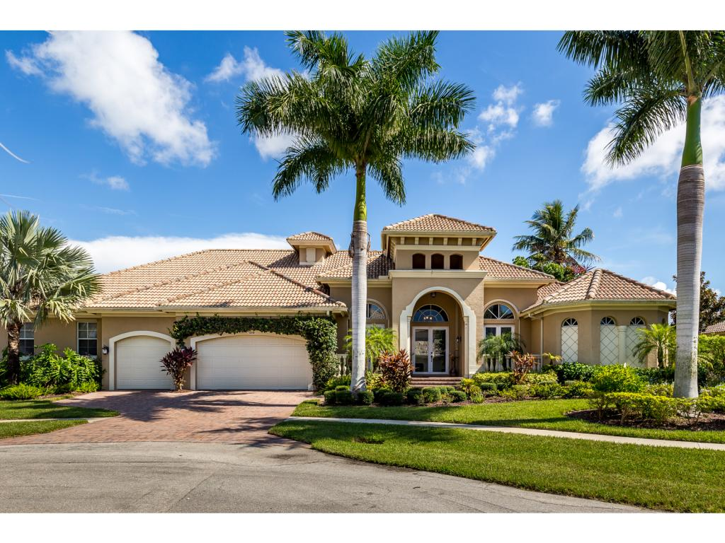 Single Family Home for sale in 589 TRIPOLI CT, MARCO ISLAND, Florida ,34145