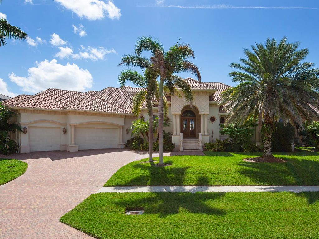 Single Family Home for sale in 841 S HEATHWOOD DR S, MARCO ISLAND, Florida ,34145