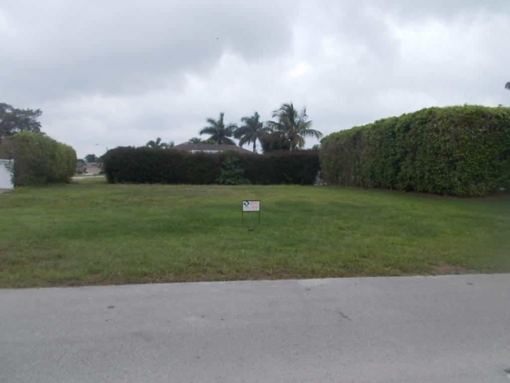 Land for sale in 211 CLYBURN ST, MARCO ISLAND, Florida ,34145