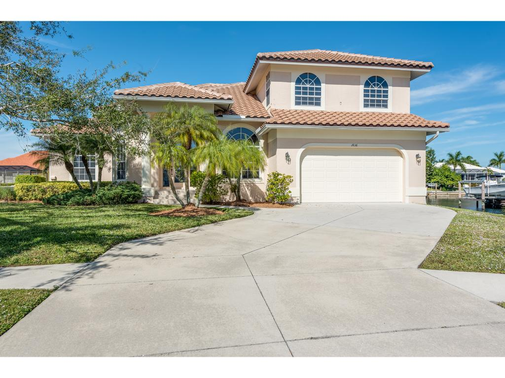 Single Family Home for sale in 1036 GOLDENROD AVE, MARCO ISLAND, Florida ,34145