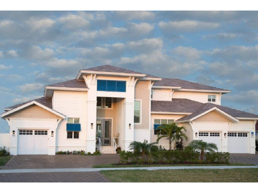Single Family Home for sale in 446 KENDALL DR, MARCO ISLAND, Florida ,34145