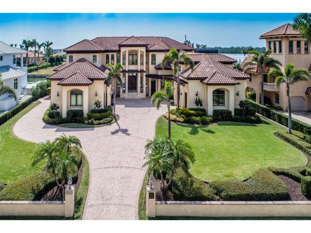 Single Family Home for sale in 1569 HEIGHTS CT, MARCO ISLAND, Florida ,34145