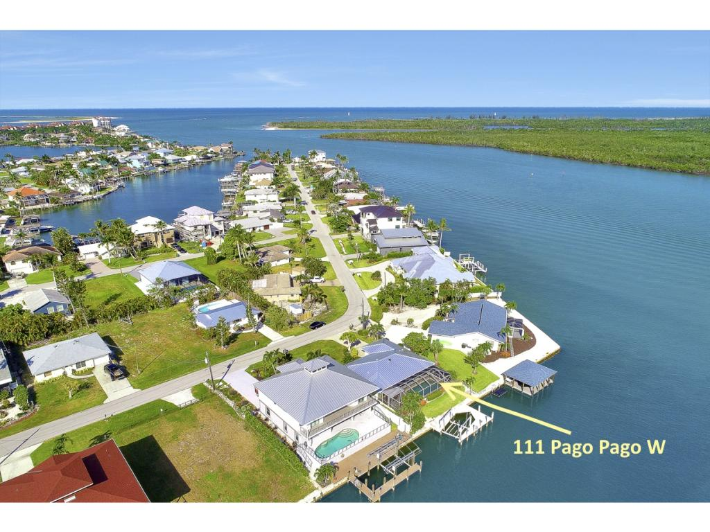 Single Family Home for sale in 111 W PAGO PAGO DR W, NAPLES, Florida ,34113