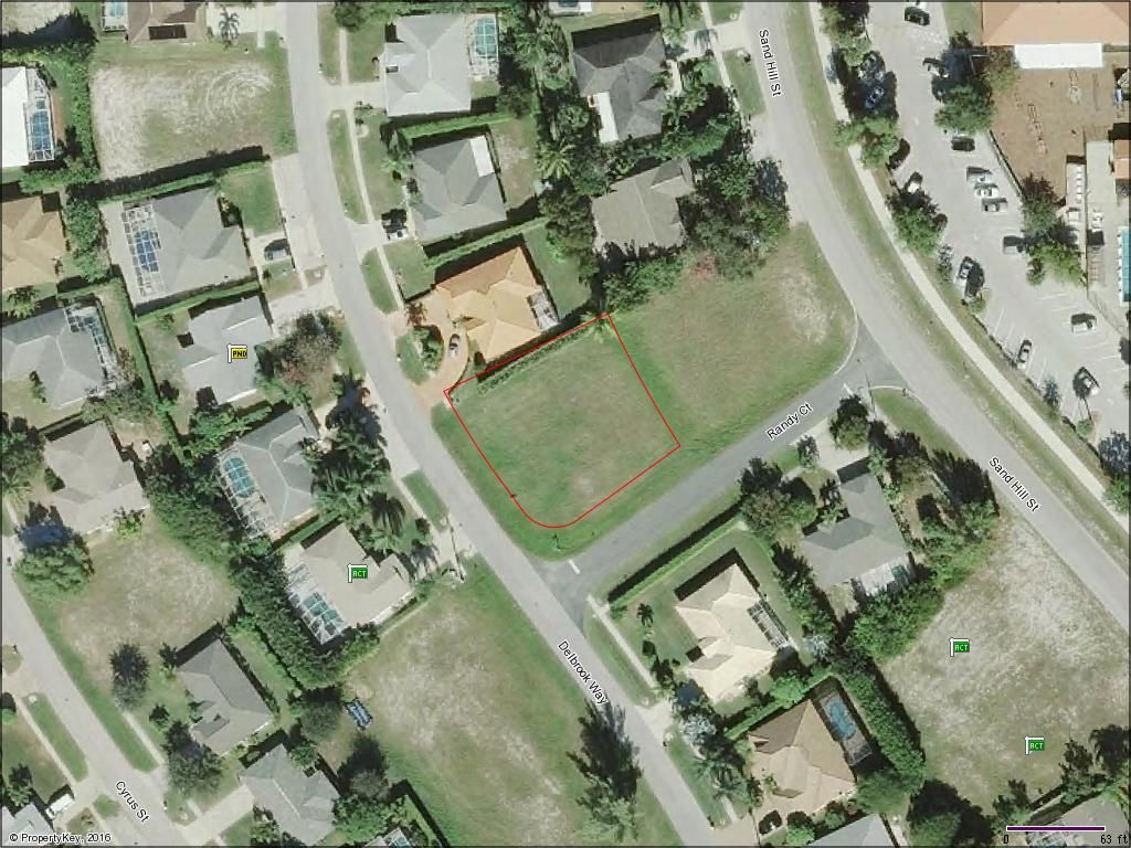 Land for sale in 125 DELBROOK WAY, MARCO ISLAND, Florida ,34145