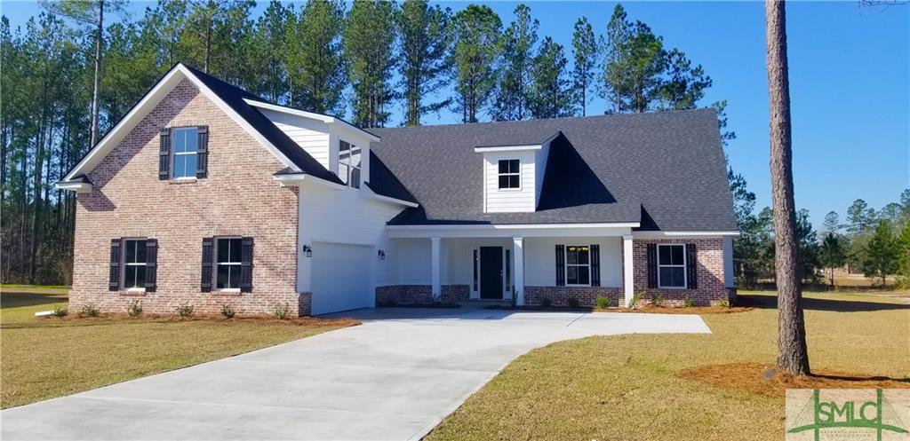 Single Family Home for sale in 144 Sapphire Circle, Guyton, Georgia ,31312
