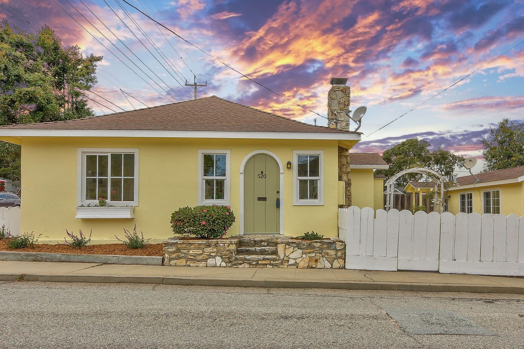Single Family Home for sale in 520 18th Street, Pacific Grove, California ,93950