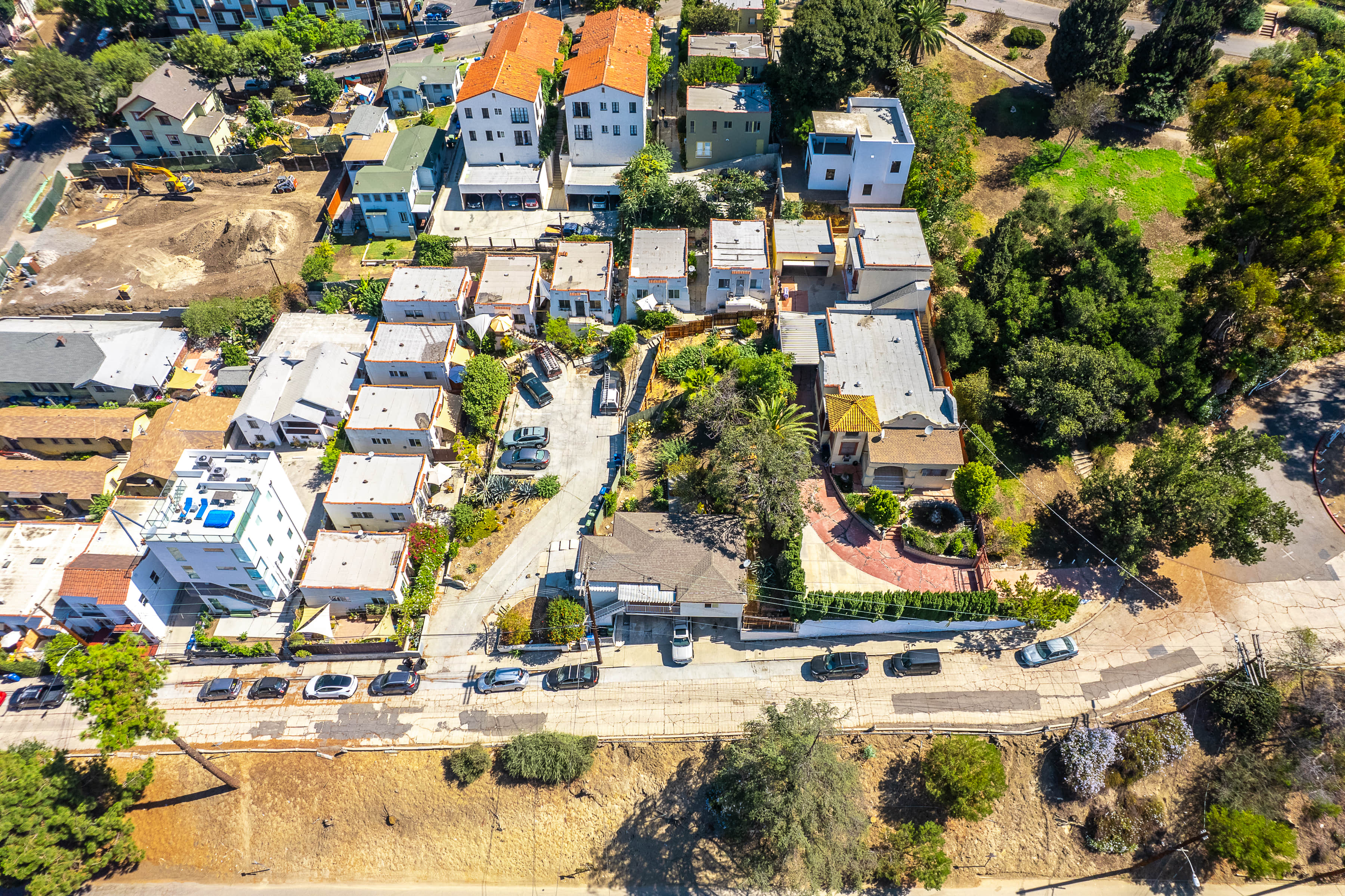Multi-Family for sale in 1303 Lilac Terrace, Los Angeles, California ,90026