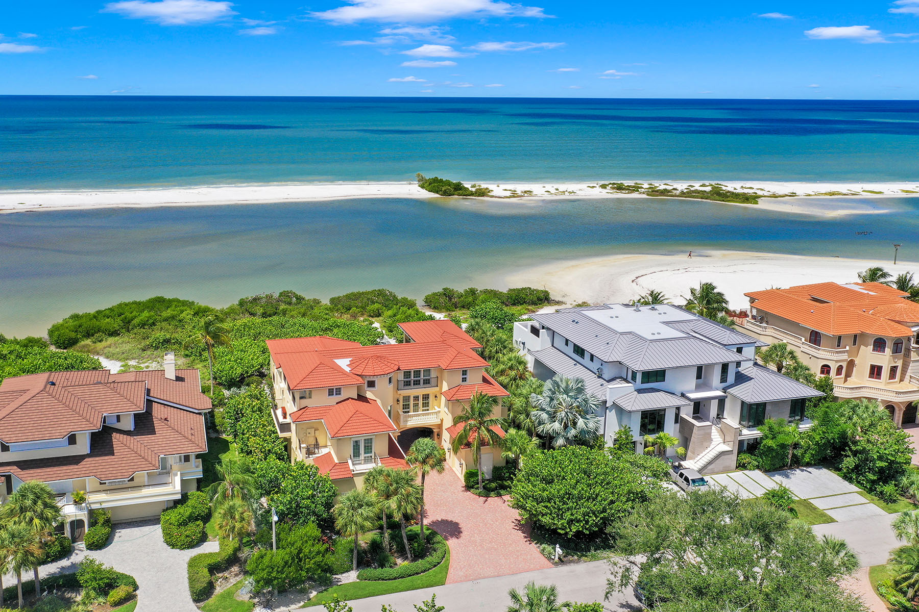 Single Family Home for sale in 866 Sea Dune Lane, Marco Island, Florida ,34145