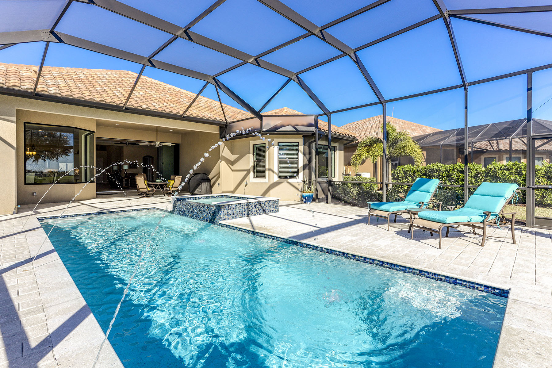 Single Family Home for sale in 12664 Dundee Lane, Naples, Florida ,34120