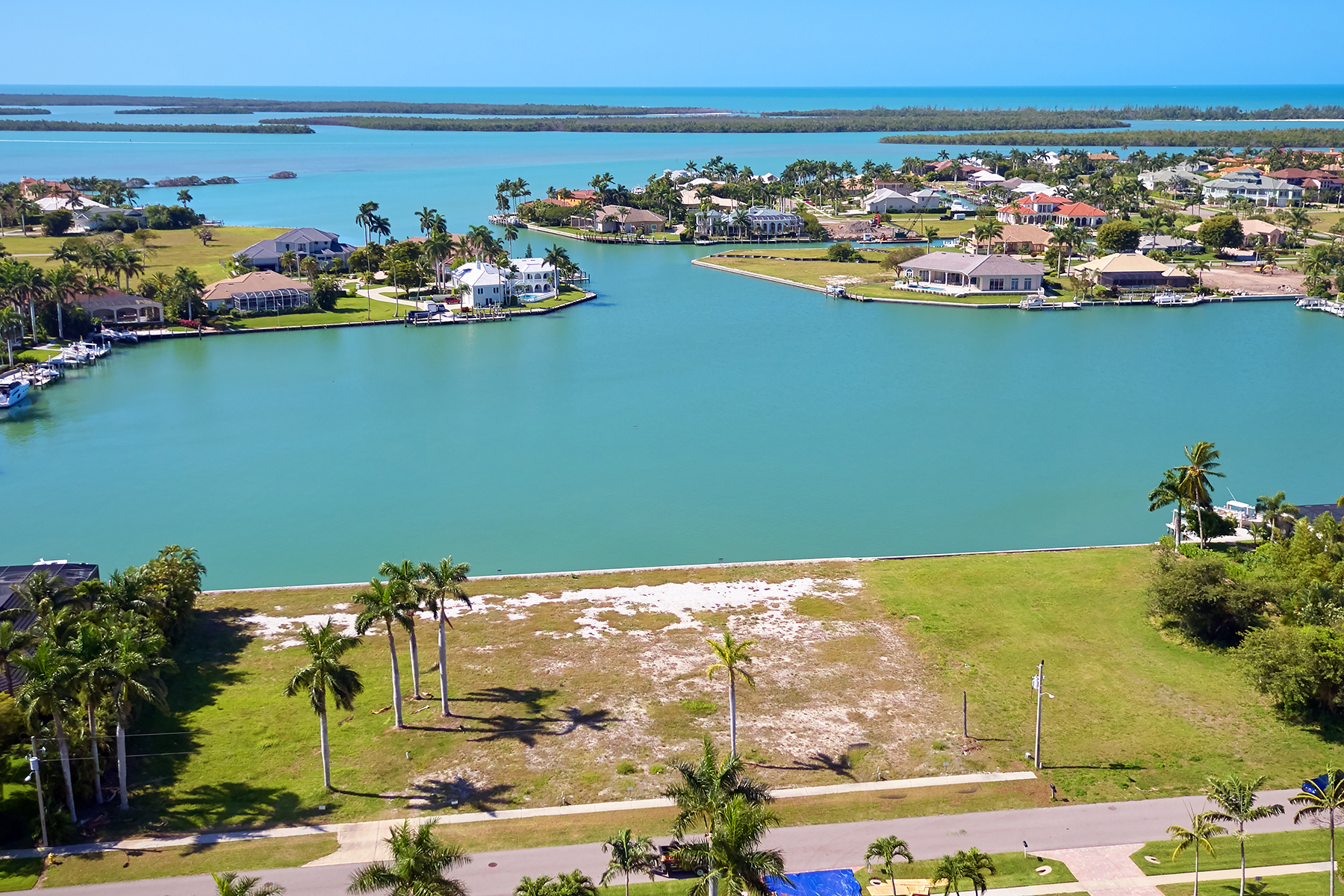 Land for sale in 1751 Ludlow Road, Marco Island, Florida ,34145