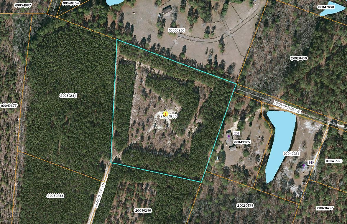 Land for sale in 215 Providence Avenue, Pinebluff, NC ,28373