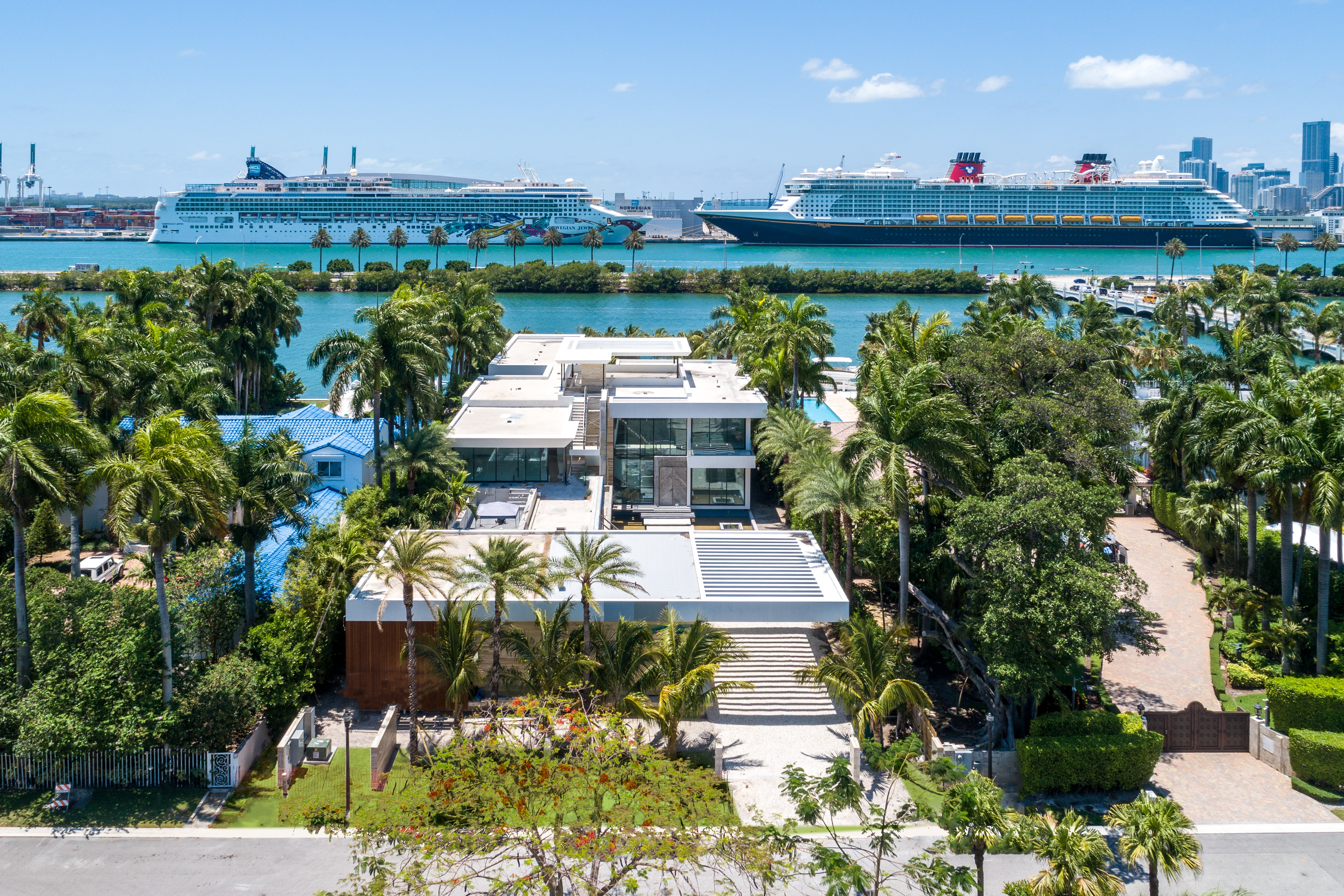 Single Family Home for sale in 130 Palm Ave, Miami Beach, Florida ,33139