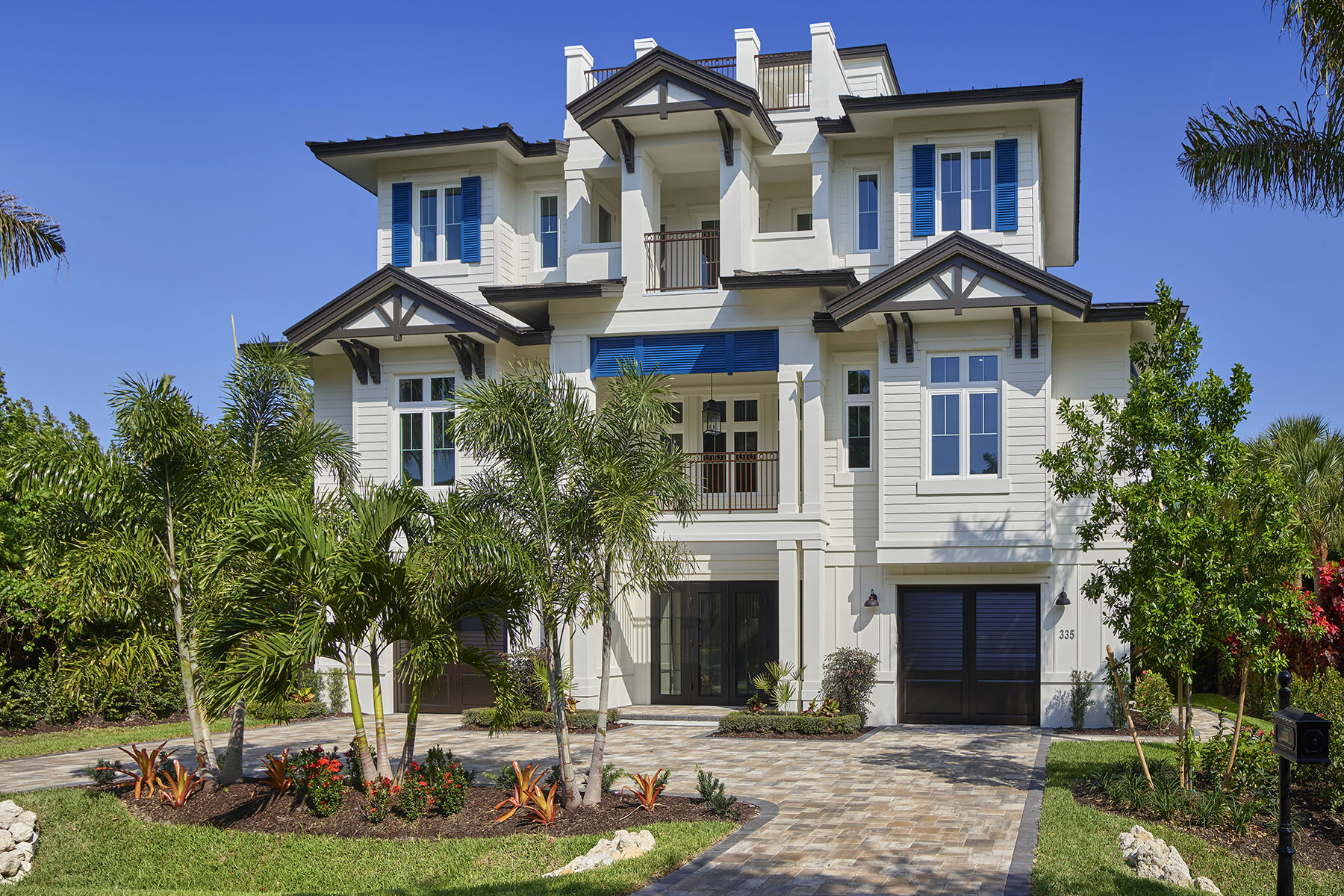 Single Family Home for sale in 335 Seabreeze Drive, Marco Island, Florida ,34145