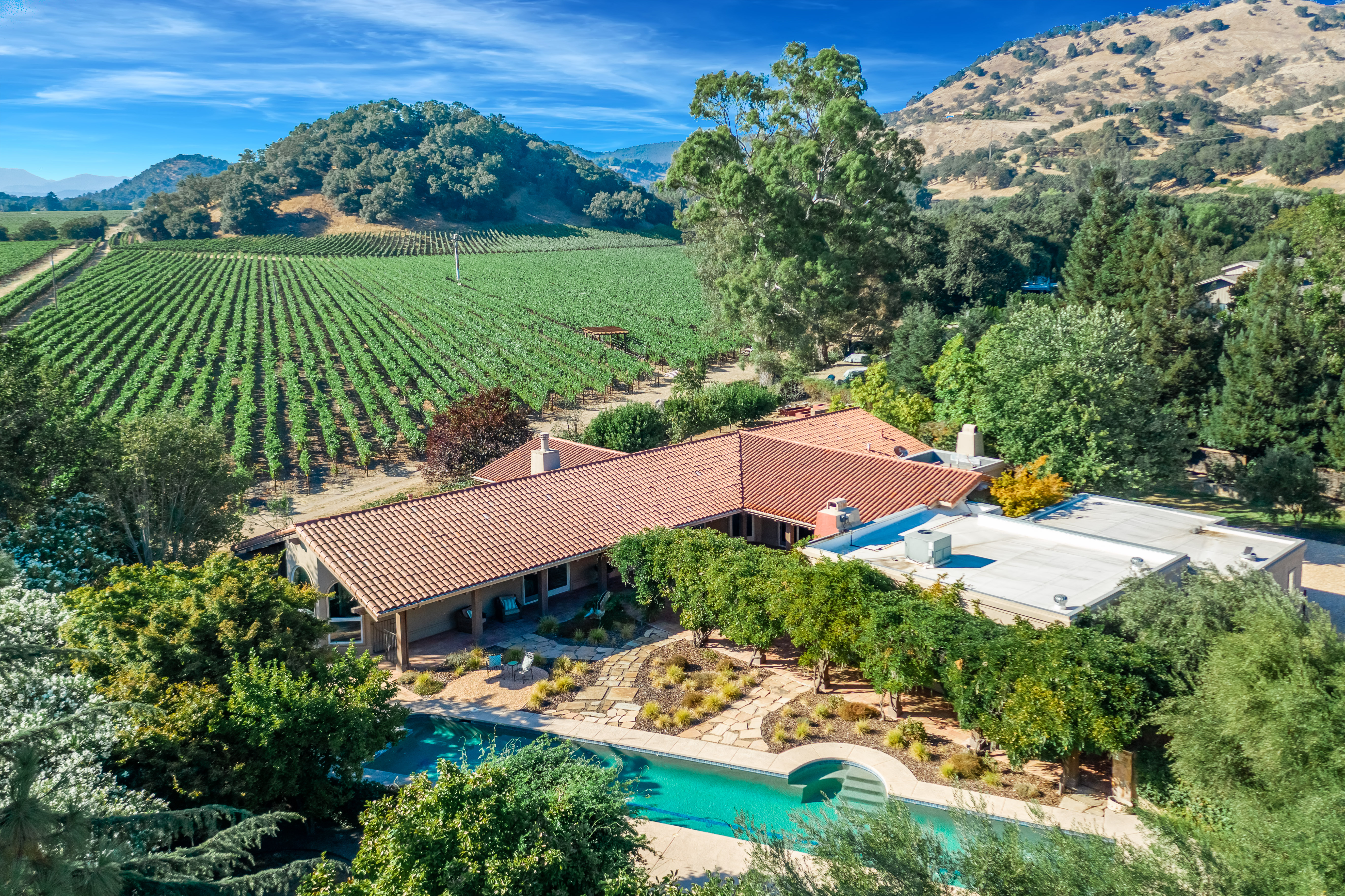 Single Family Home for sale in 1510 Yountville Cross Road, Yountville, California ,94599