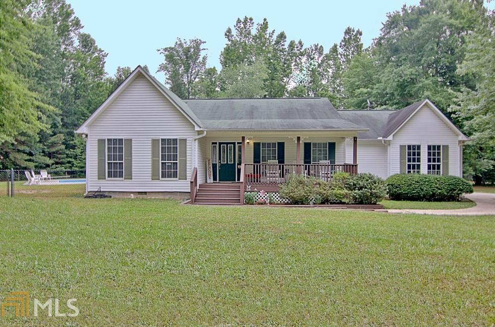 Single Family Home for sale in 373 Friendship Church Road, Brooks, Georgia ,30205