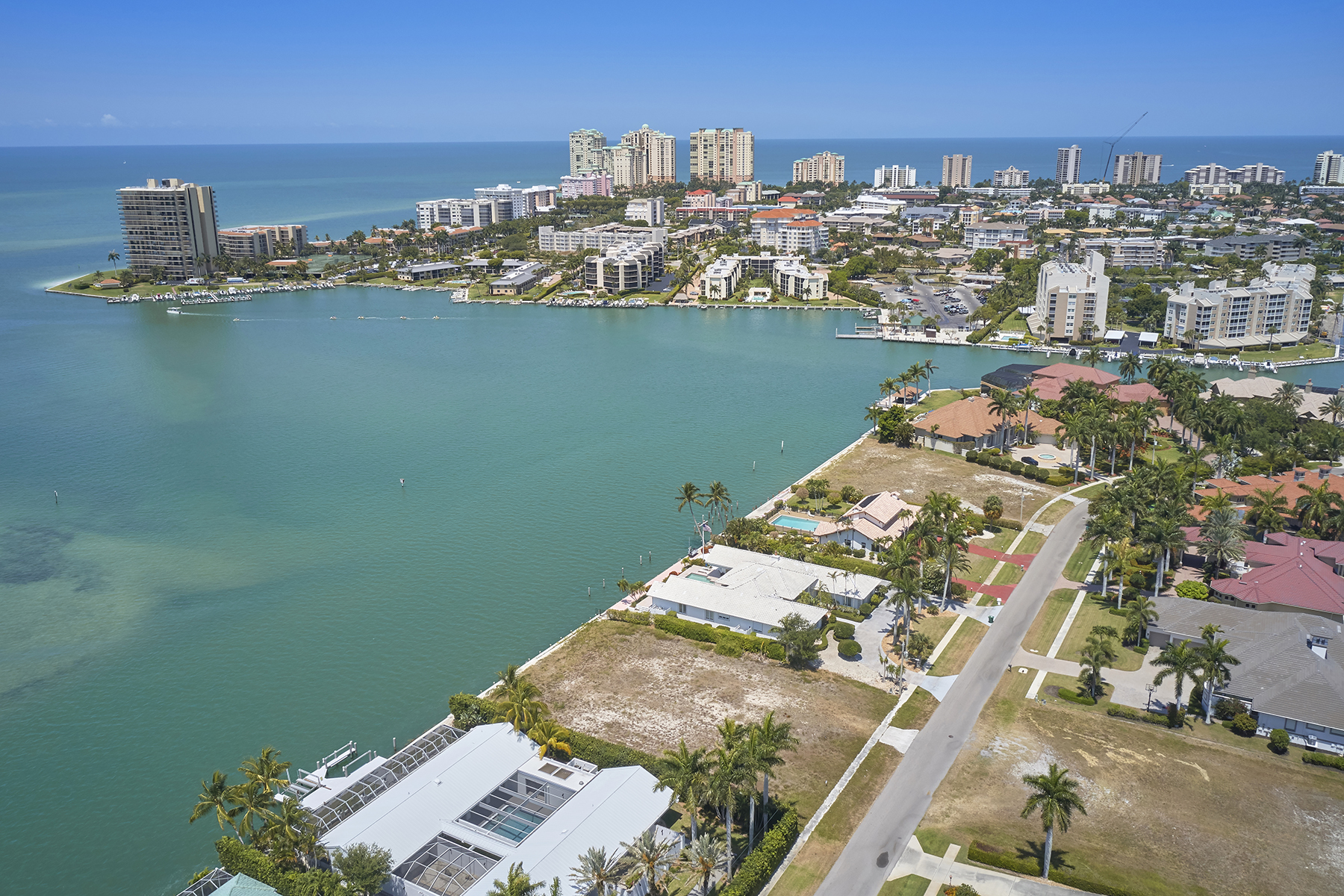 Residential Lots & Land for sale in 1381 Caxambas Court, Marco Island, Florida ,34145