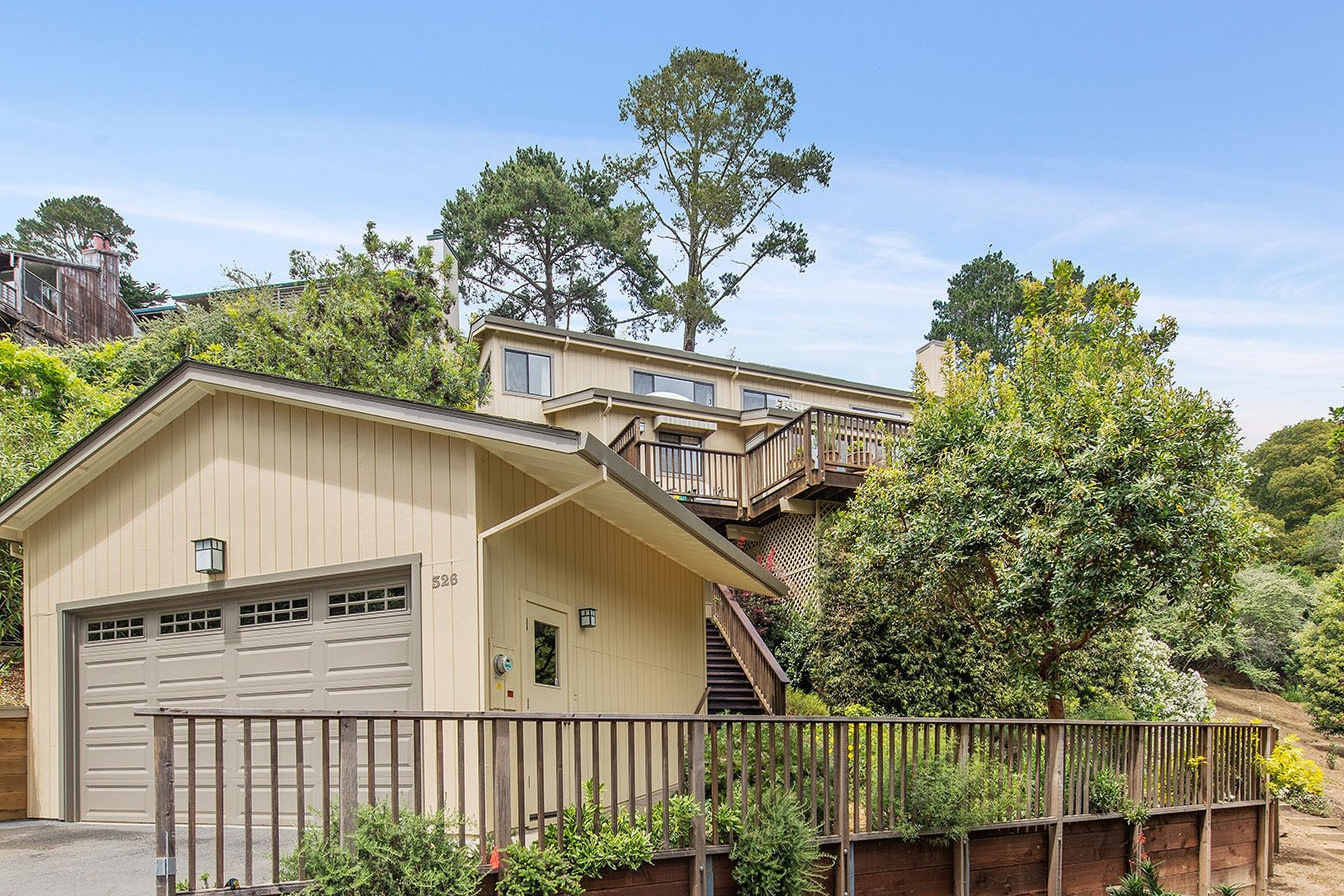 Single Family Home for sale in 326 Tennessee Ave, Mill Valley, California ,94941