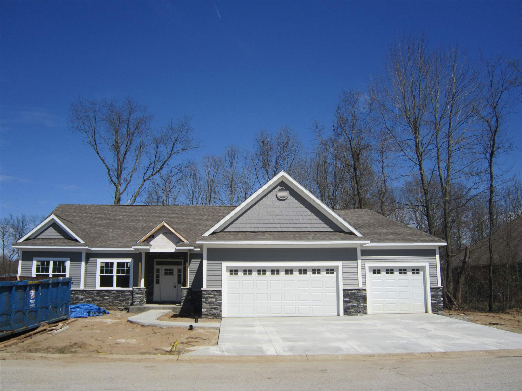 Single Family Home for sale in 50904 Forest Lake Trail 72, South Bend, Indiana ,46628