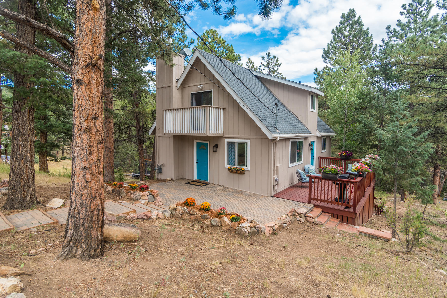 Single Family Home for sale in 476 North Hill Drive, Bailey, Colorado ,80421