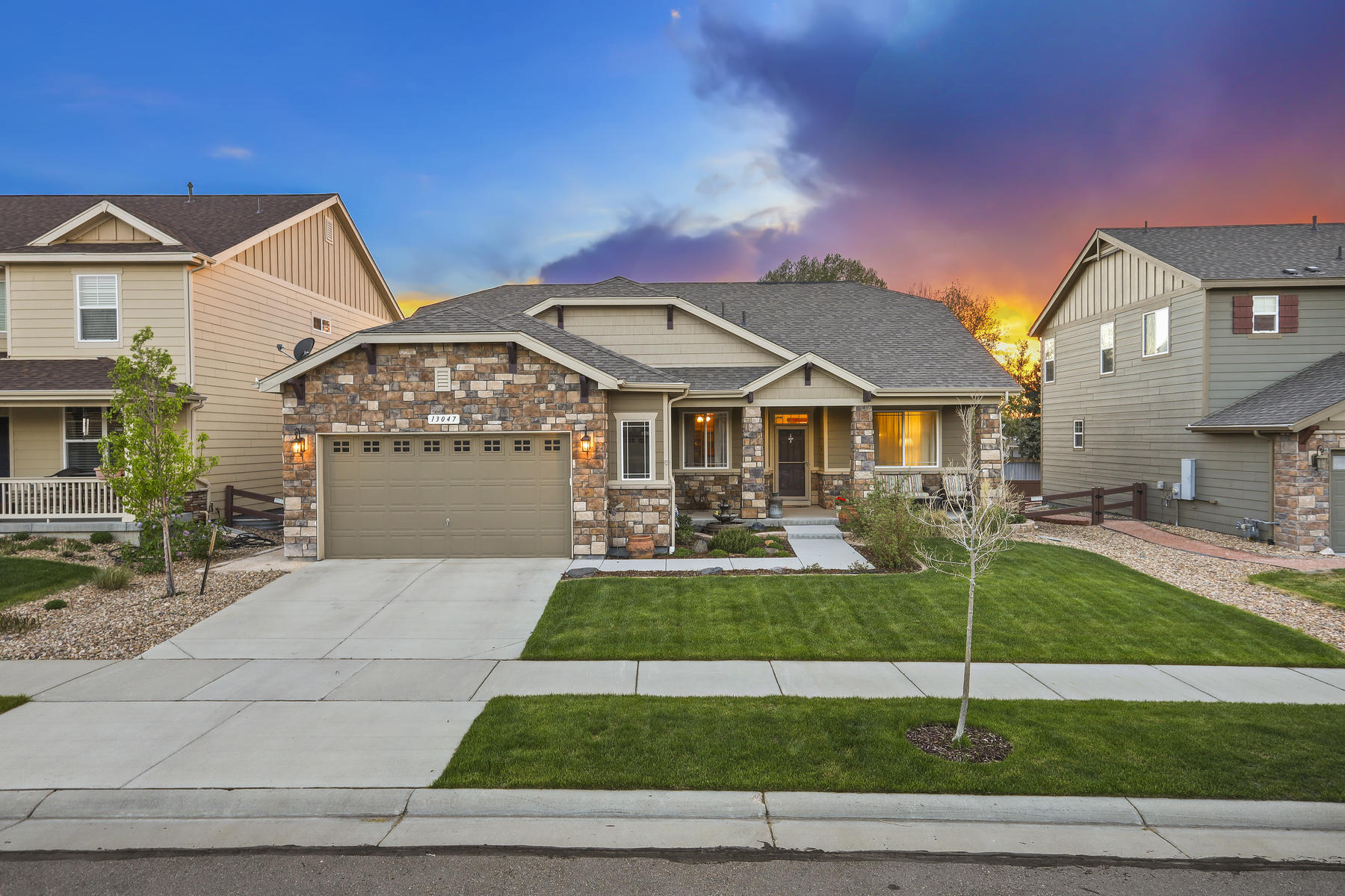 Single Family Home for sale in 13047 Norway Maple Street, Parker, Colorado ,80134