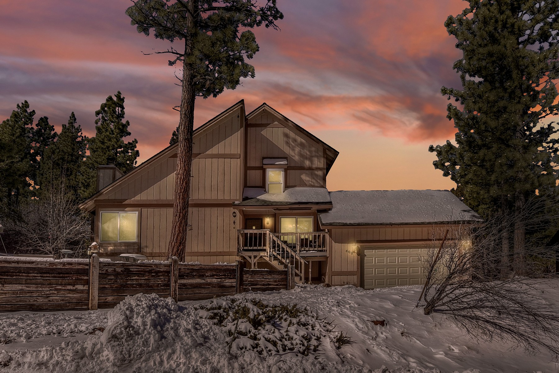 Single Family Home for sale in 409 Meadowbrook Lane, Big Bear City, California ,92314