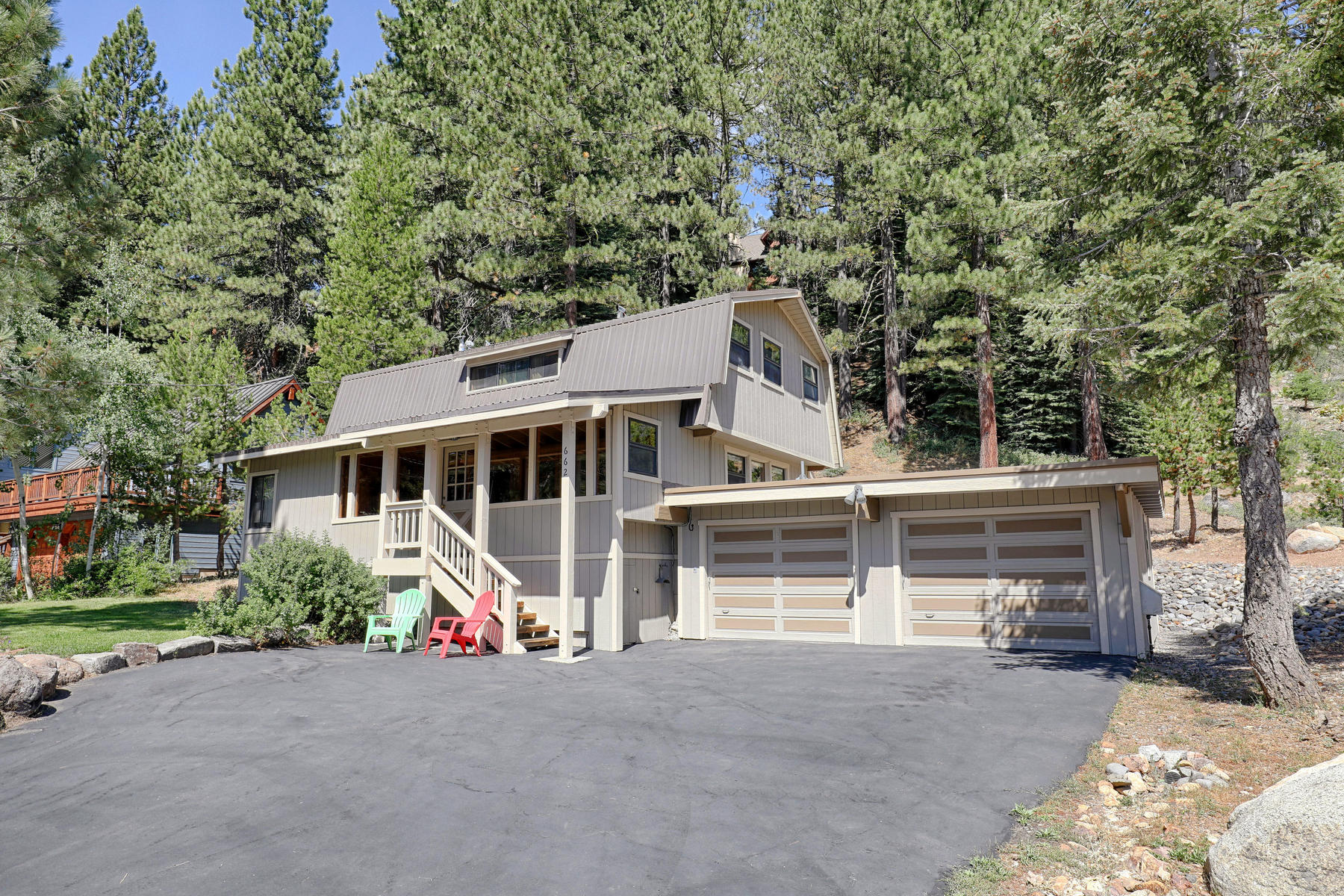 Single Family Home for sale in 662 Victor Place, Olympic Valley, California ,96146