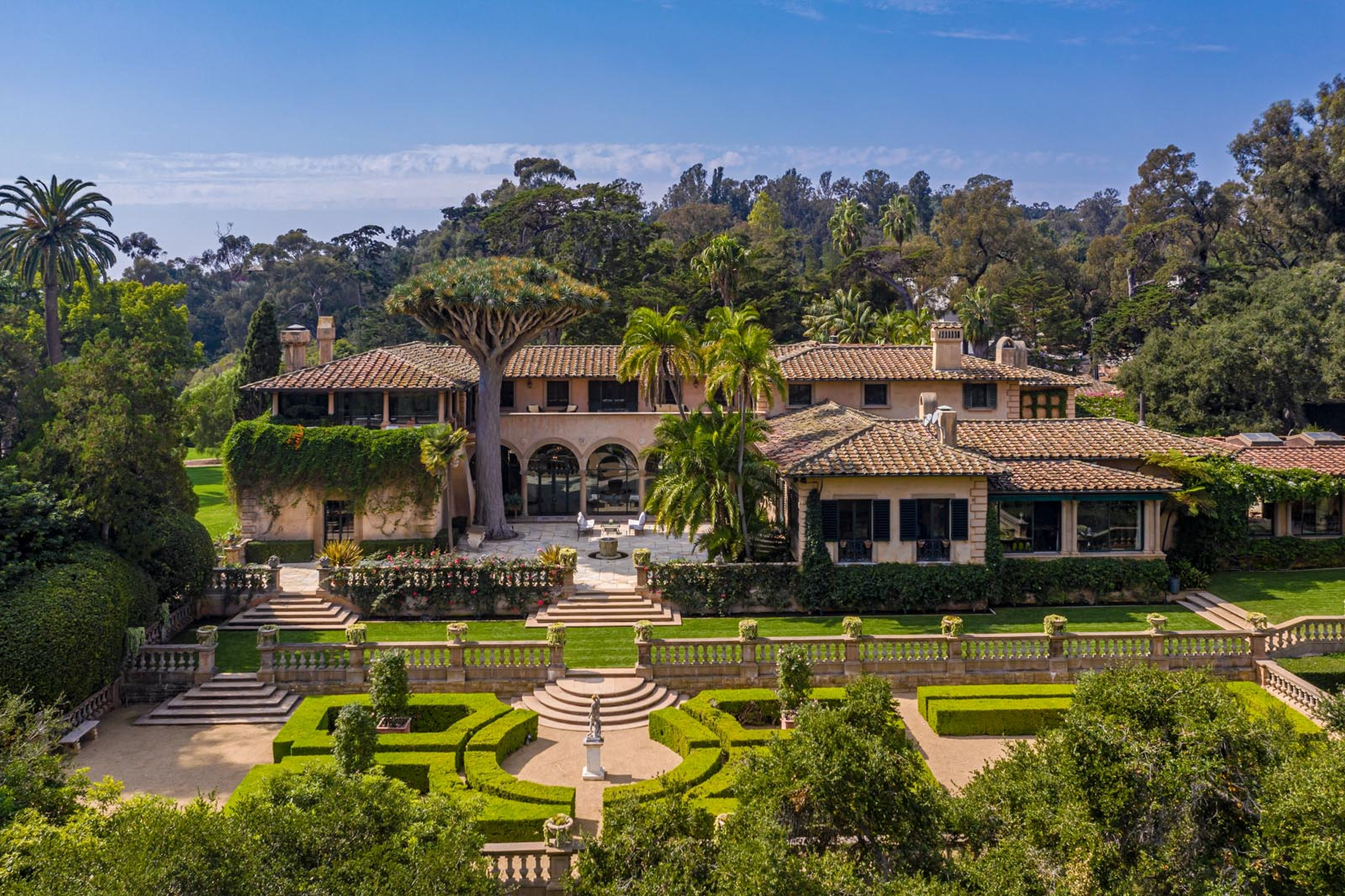 Single Family Home for sale in 2845 Sycamore Canyon Road, Montecito, California ,93108