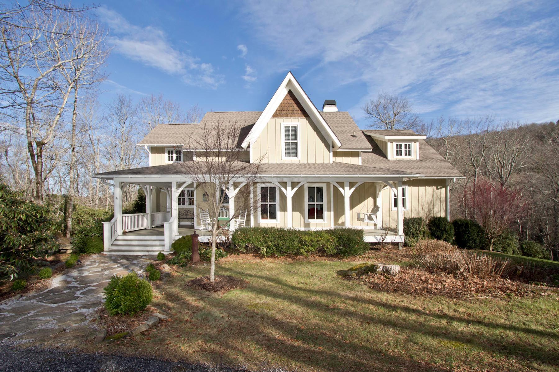 Single Family Home for sale in 120 Cougar Ridge Lane, Scaly Mountain, NC ,28775