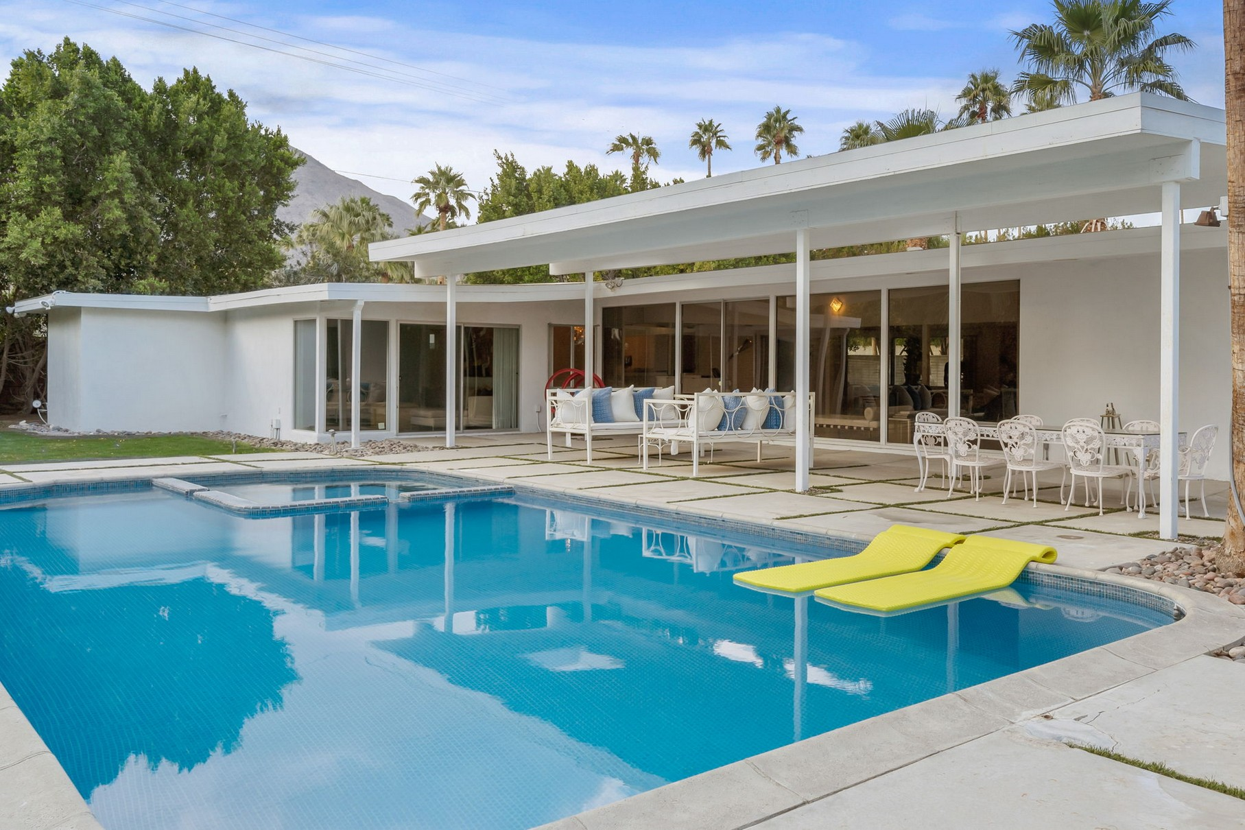 Single Family Home for sale in 447 West Mariscal Road, Palm Springs, California ,92262-2911