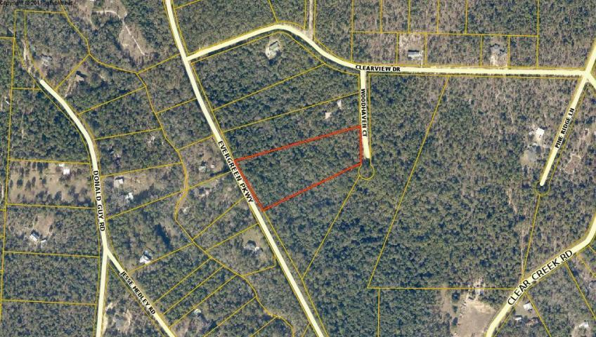 Commercial for sale in xxx Woodhaven Court, Crestview, Florida ,32539