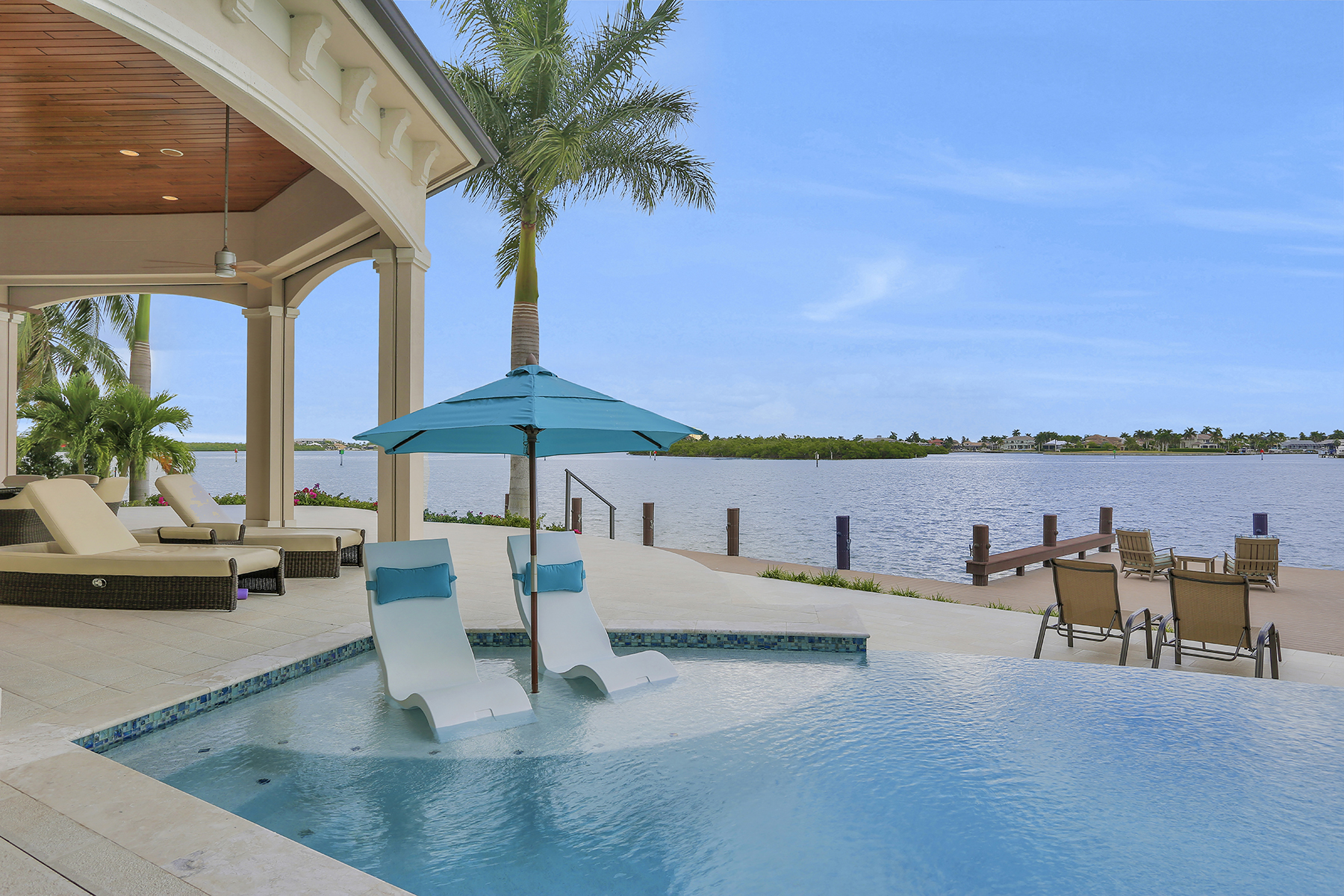 Single Family Home for sale in 495 Maunder Court, Marco Island, Florida ,34145
