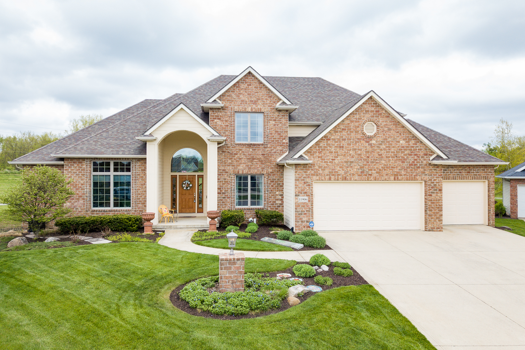 Single Family Home for sale in 11906 Fairway Winds Ct, Fort Wayne, Indiana ,46814