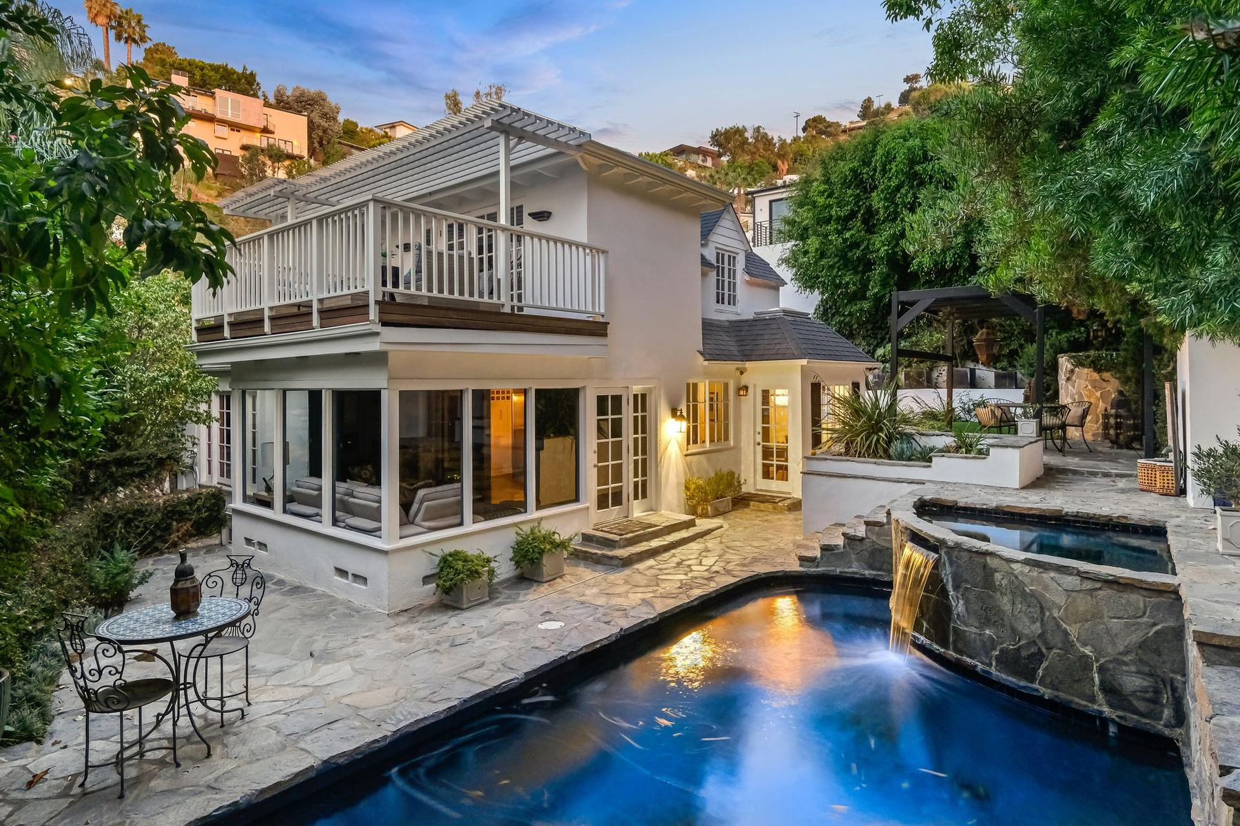 Single Family Home for sale in 1610 North Kings Road, Los Angeles, California ,90069