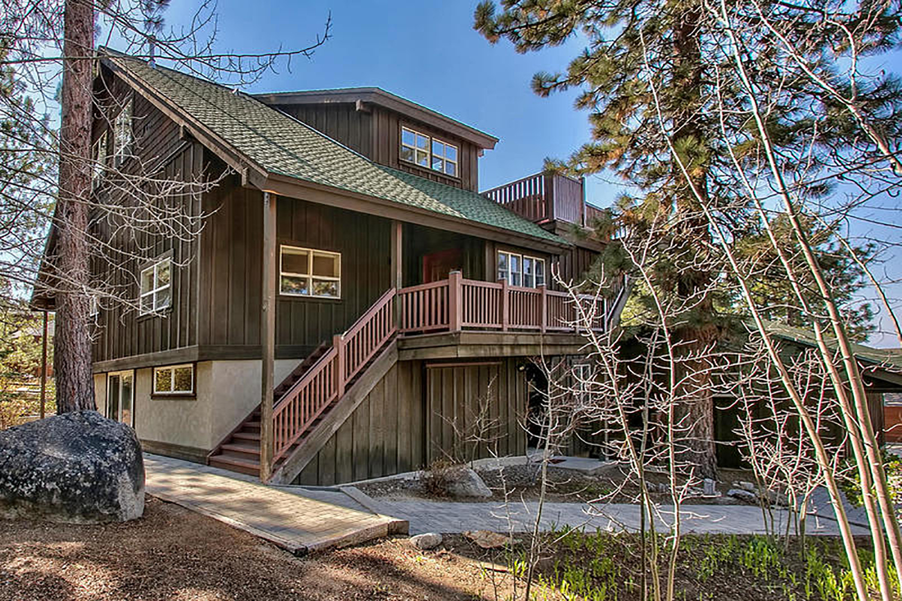 Single Family Home for sale in 3802 Lucinda Court, South Lake Tahoe, California ,96150