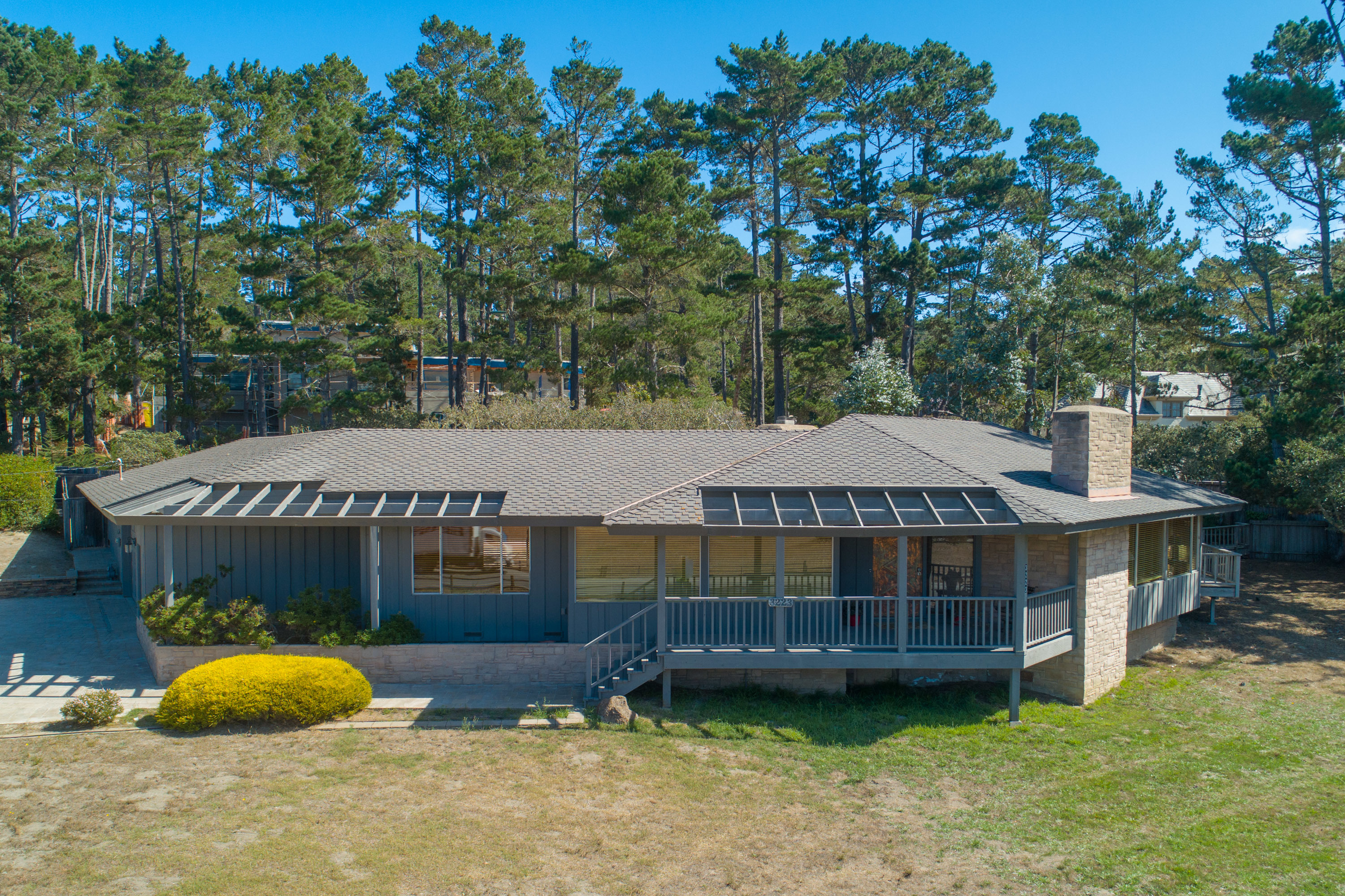 Single Family Home for sale in 3223 Forest Lake Road, Pebble Beach, California ,93953