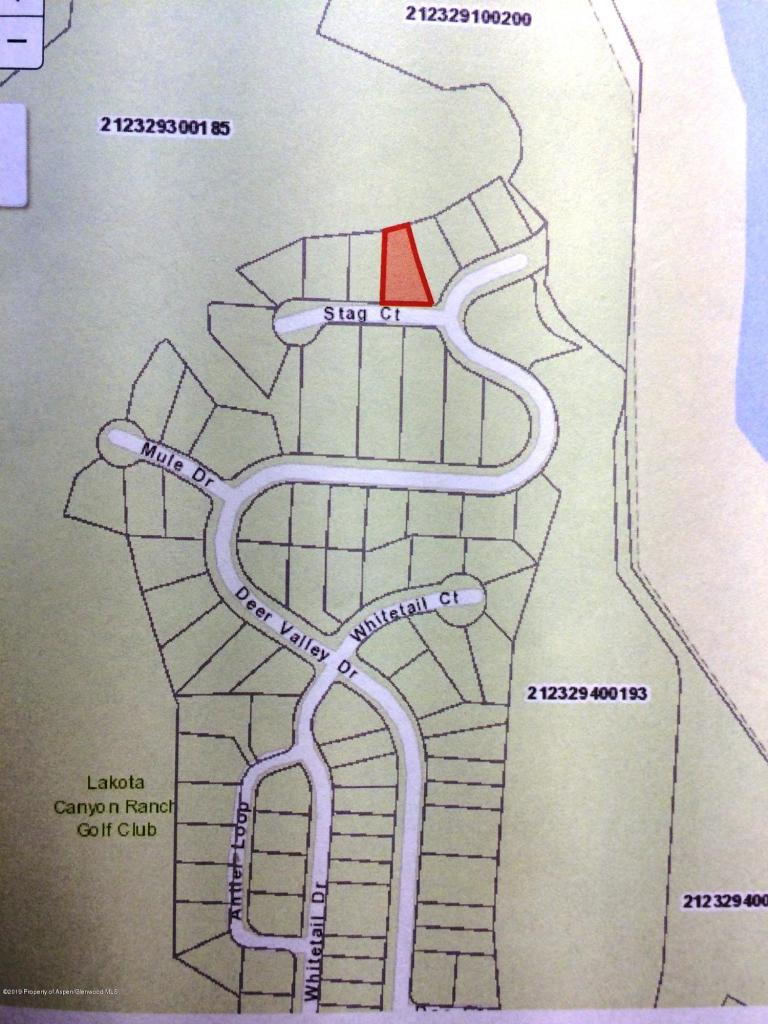 Residential Lots & Land for sale in 10 Stag Court, New Castle, Colorado ,81647