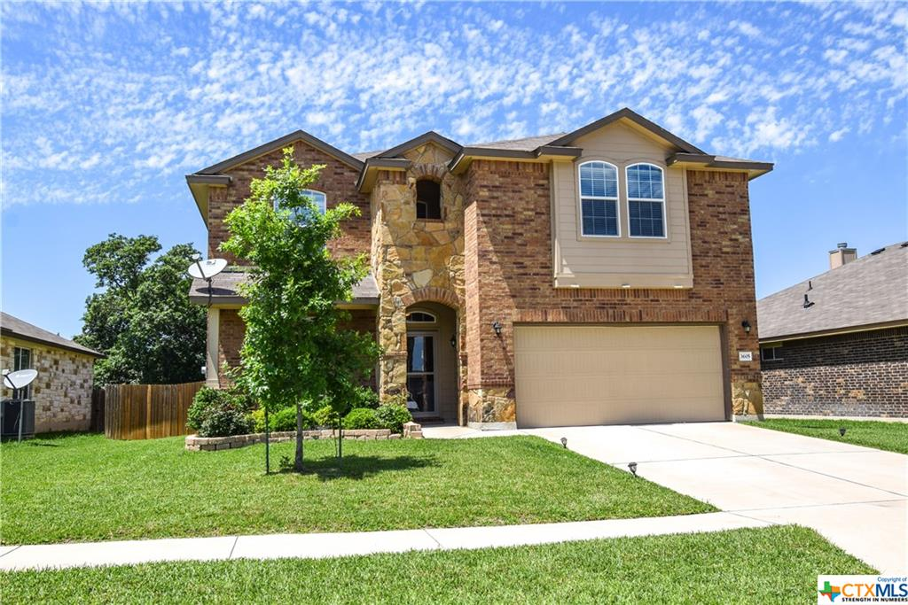 Single Family Home for sale in 3605 Parkmill Dr, Killeen, Texas ,76542
