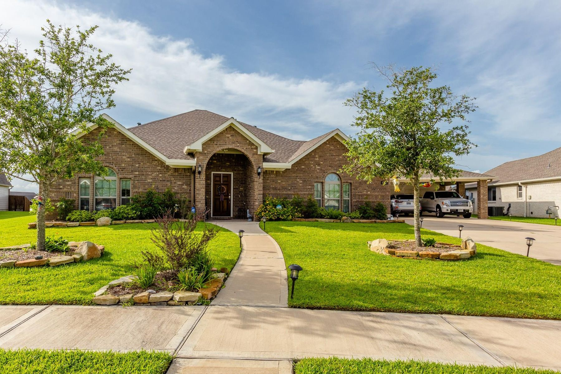 Single Family Home for sale in 6703 Hawkins Street, Manvel, Texas ,77578