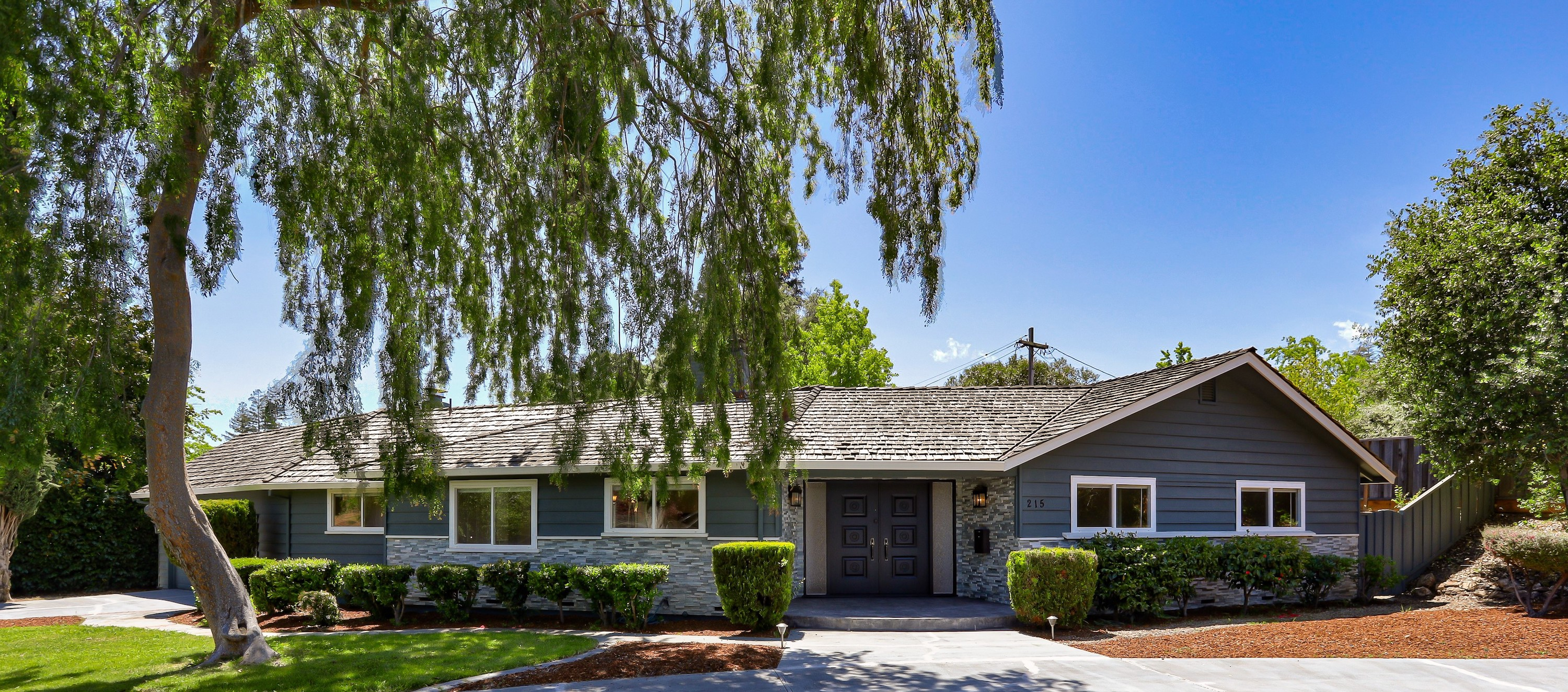 Single Family Home for sale in 215 Montclair Road, Los Gatos, California ,95030