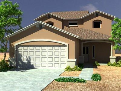 Residential For Sale in 13668 Olney Avenue, El Paso, Texas ,79928